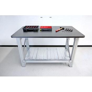 Stół warsztatowy cynkowany...